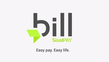 "EASY PAY. EASY LIFE. ""Bill"" by SisalPay is the new digital payments App that simplifies and innovates the payment process."