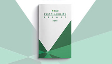 2018 SUSTAINABILITY REPORT. Online version available.