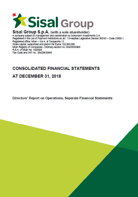 2019 Consolidated Financial Report